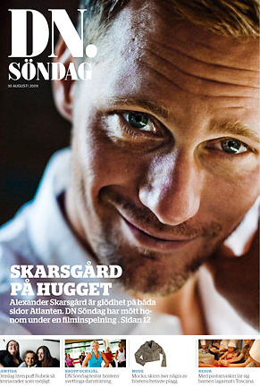 Sunday Magazine // Agosto 2009