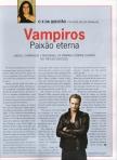 """Artigo """"Vampiros: Paixão Eterna"""""""